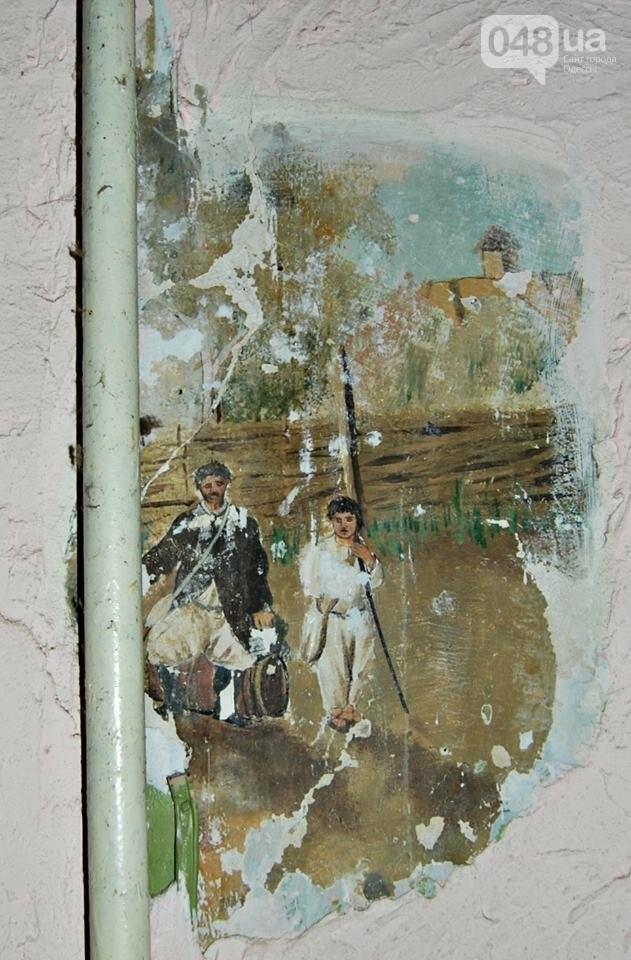 Одесса incognita: магия старинных фресок (ФОТО), фото-7