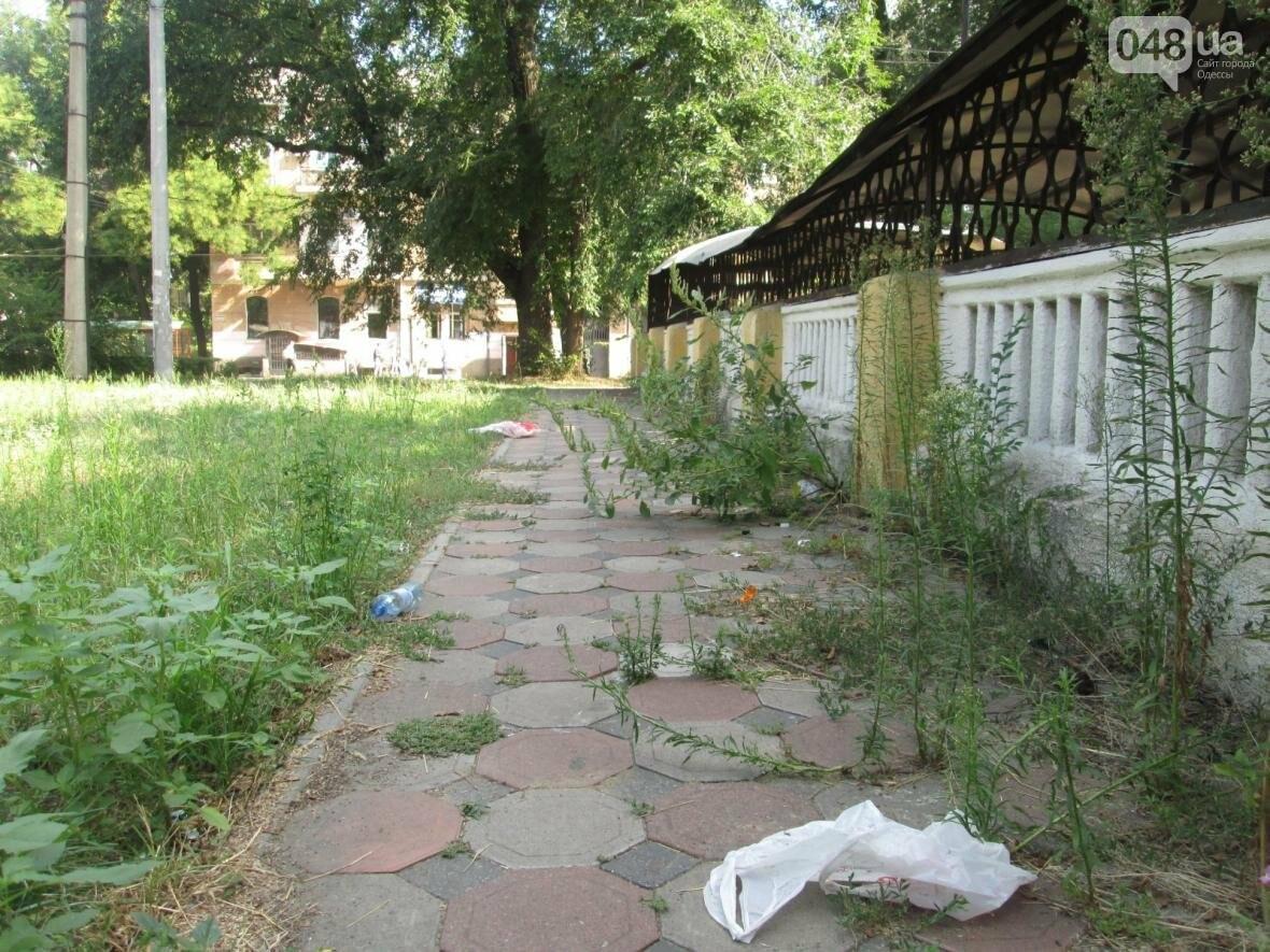 В центре Одессы коммунальщики отказываются убирать мусор (ФОТО), фото-32