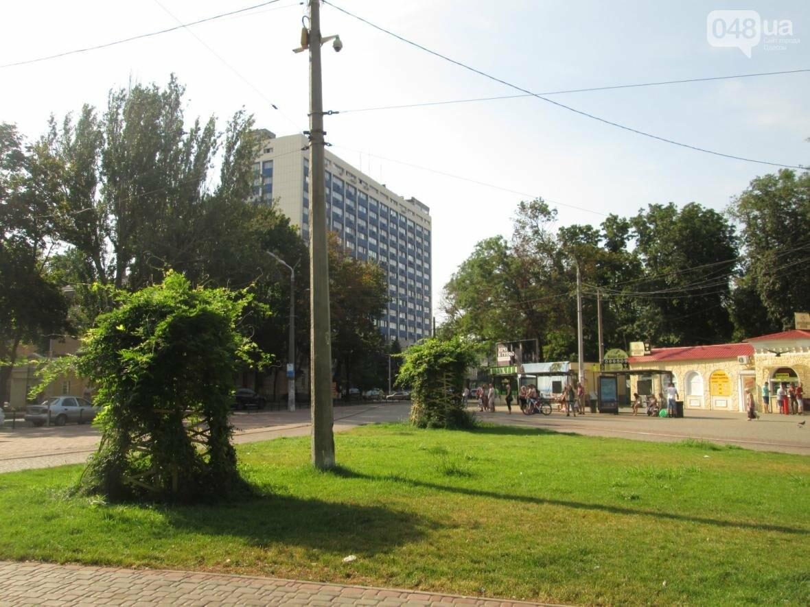 В центре Одессы коммунальщики отказываются убирать мусор (ФОТО), фото-10