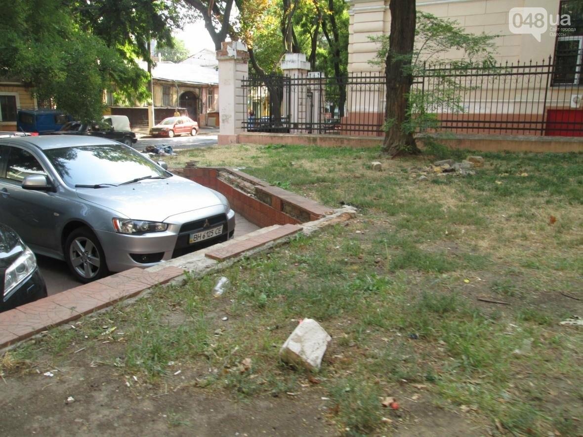 В центре Одессы коммунальщики отказываются убирать мусор (ФОТО), фото-20
