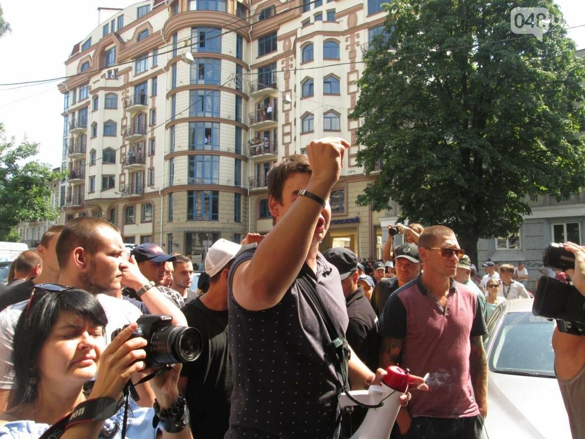 В центре Одессы толпы патриотов обвиняли друг друга в сепаратизме (ФОТО, ВИДЕО), фото-5