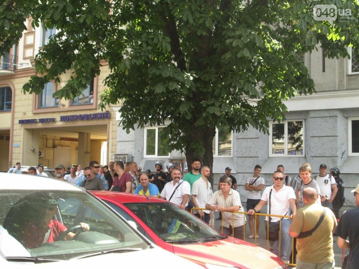 В центре Одессы толпы патриотов обвиняли друг друга в сепаратизме (ФОТО, ВИДЕО), фото-12