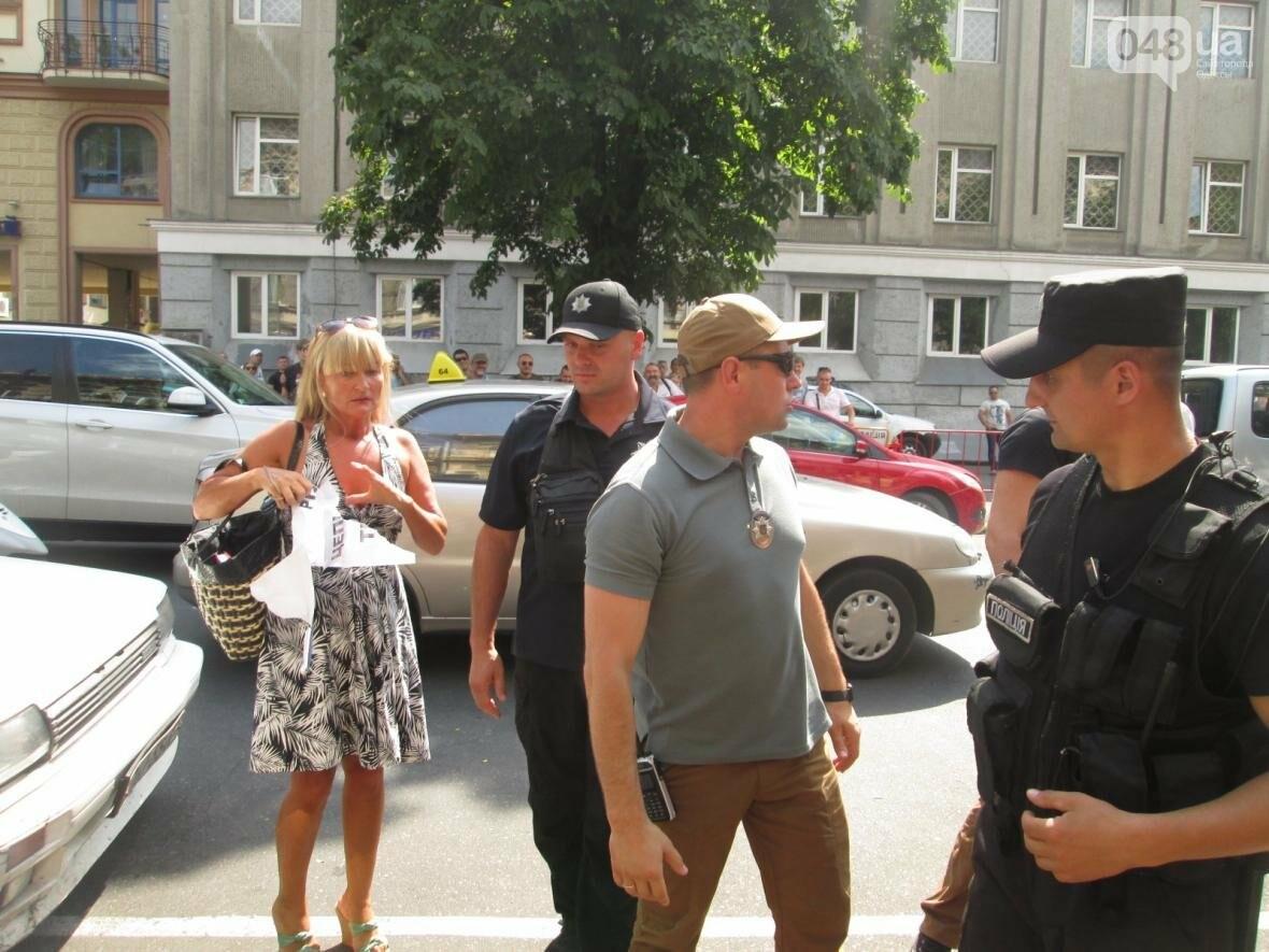 В центре Одессы толпы патриотов обвиняли друг друга в сепаратизме (ФОТО, ВИДЕО), фото-18