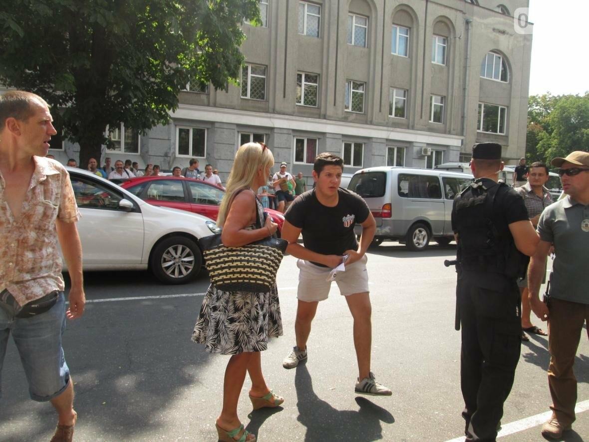 В центре Одессы толпы патриотов обвиняли друг друга в сепаратизме (ФОТО, ВИДЕО), фото-22