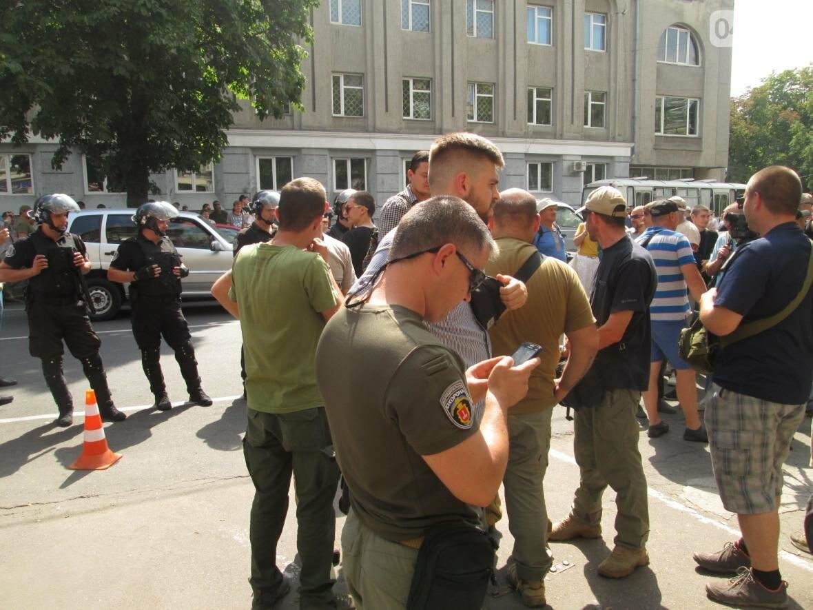 В центре Одессы толпы патриотов обвиняли друг друга в сепаратизме (ФОТО, ВИДЕО), фото-21