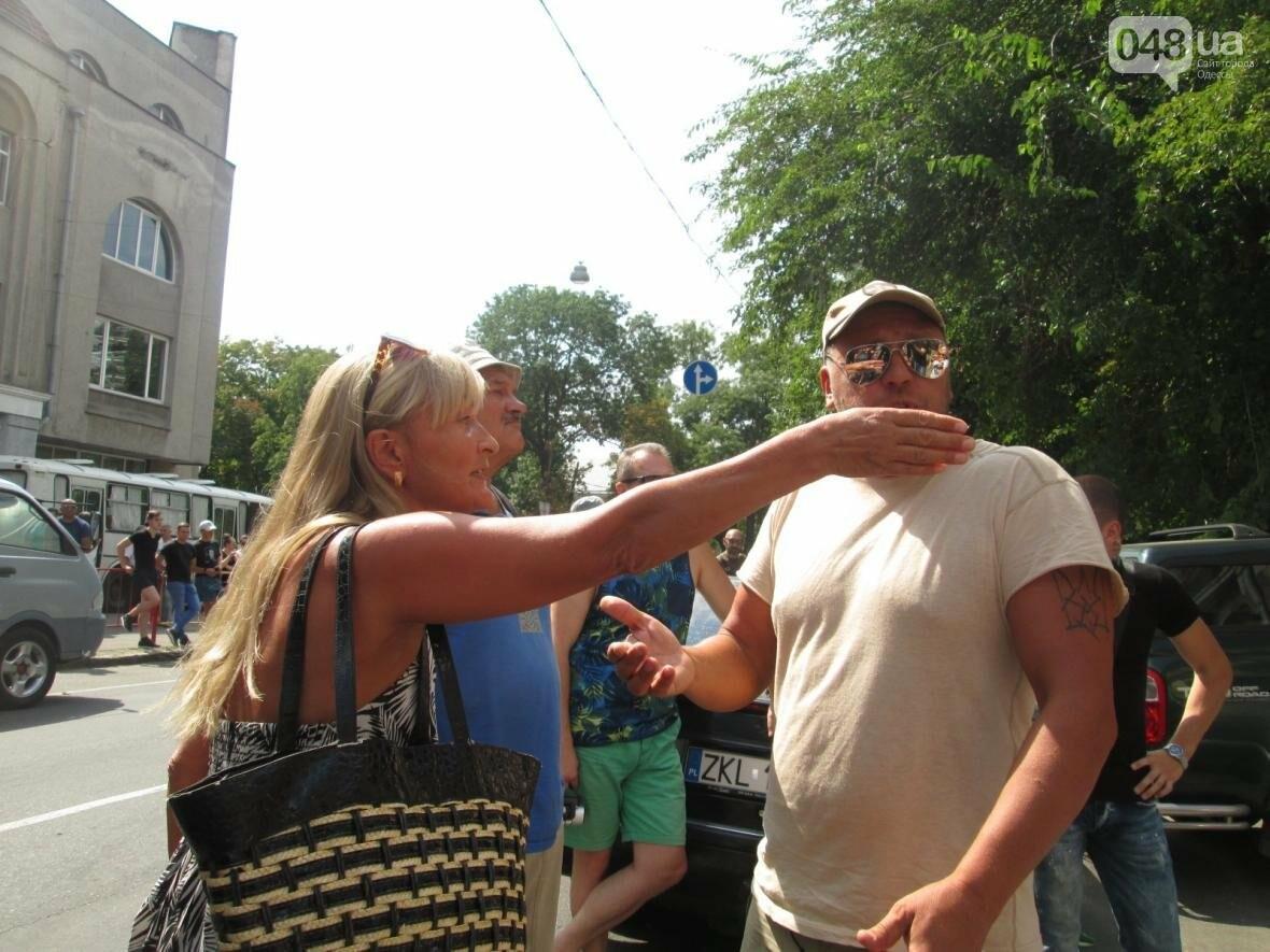 В центре Одессы толпы патриотов обвиняли друг друга в сепаратизме (ФОТО, ВИДЕО), фото-23