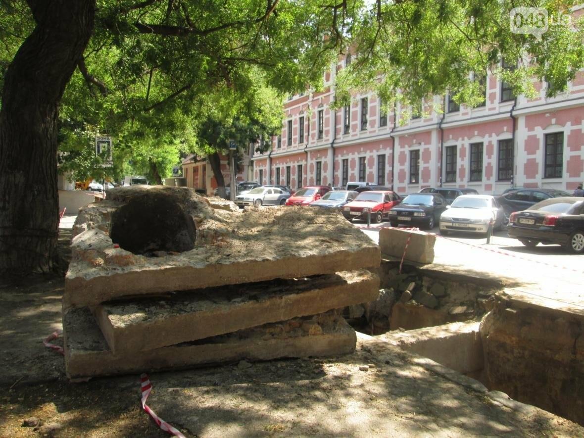 Хаос и анархия на дорогах: В Одессе меняют теплосети (ФОТО, ВИДЕО), фото-10