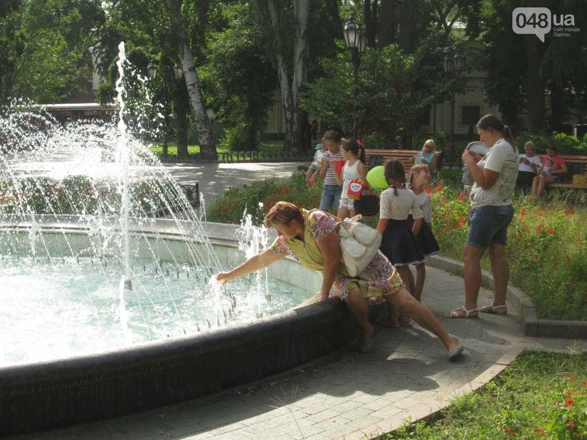 В Одессе 20 человек хотели сесть на один стул (ФОТО,  ВИДЕО), фото-4