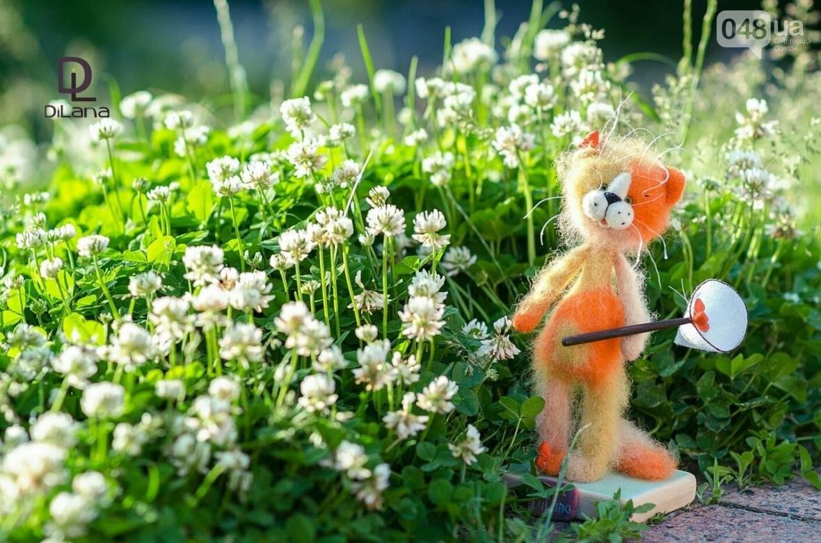 Одесситка создает удивительно красивых животных из шерсти (ФОТО), фото-18