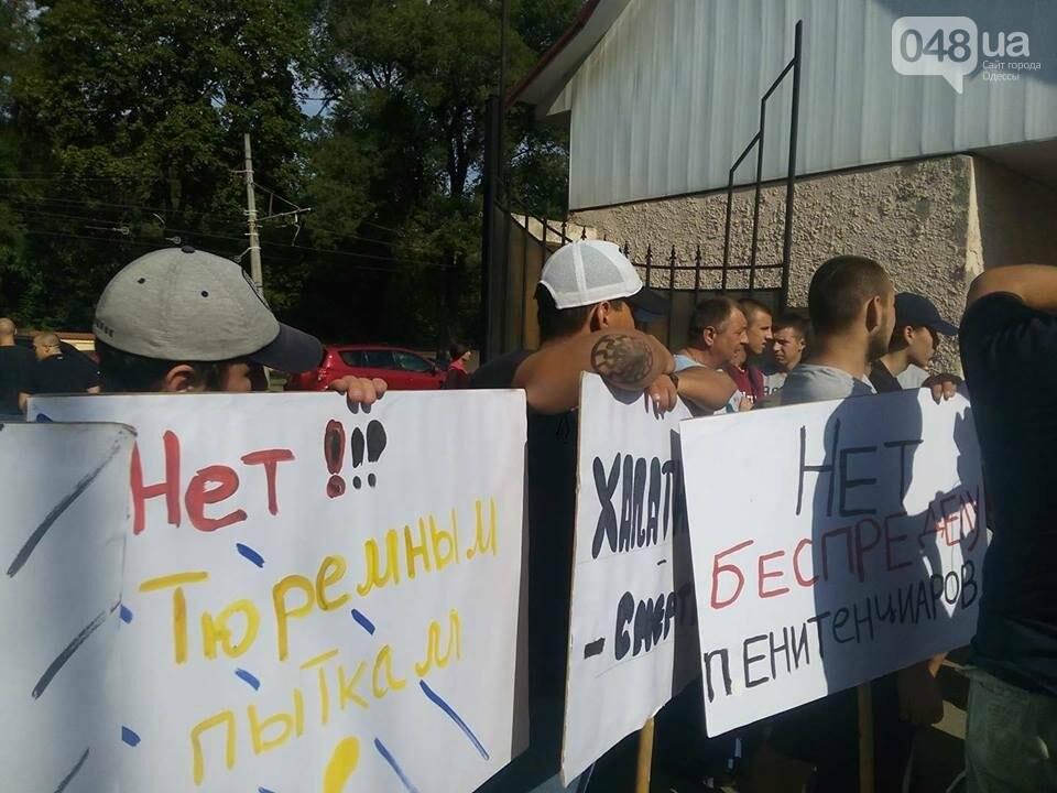 Начальника Одесского СИЗО с боем отпустили на похороны Алены Порошенко (ФОТО), фото-4