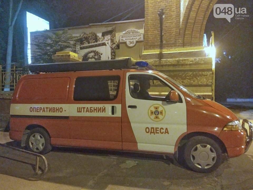 В Одессе ночью горел завод шампанских вин (ФОТО), фото-2