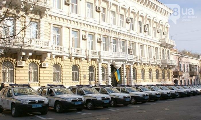 Муниципальной охране Одессы закупили автомобили Renault , фото-1