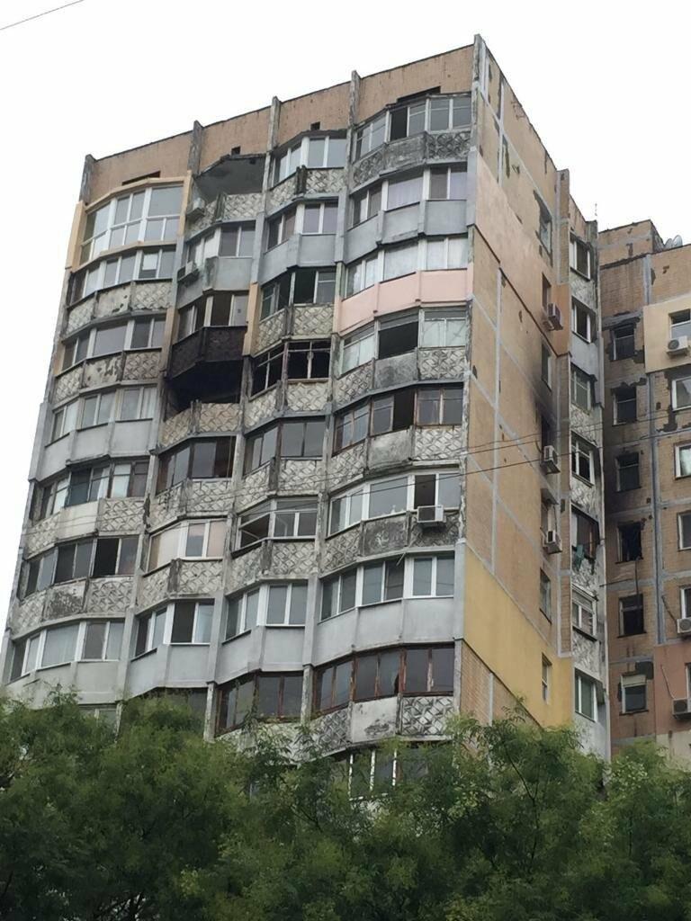 Ночной пожар в Одессе: На Таирова полыхала многоэтажка (ФОТО), фото-3