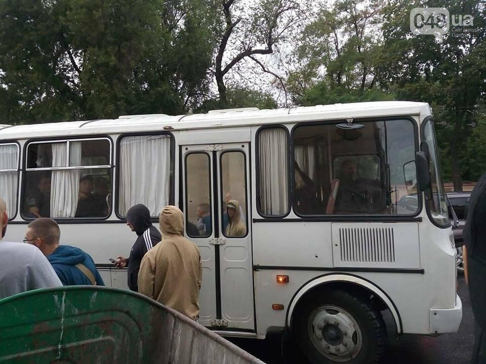 Руководство Одесского СИЗО сегодня посадят ...в мусорный контейнер?, фото-1