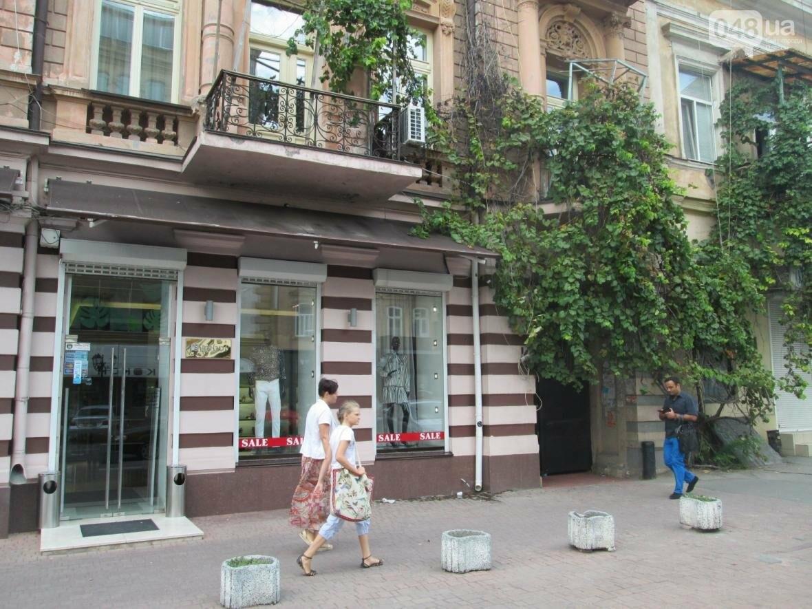 В центре Одессы восстановили старинную фреску (ФОТО), фото-7