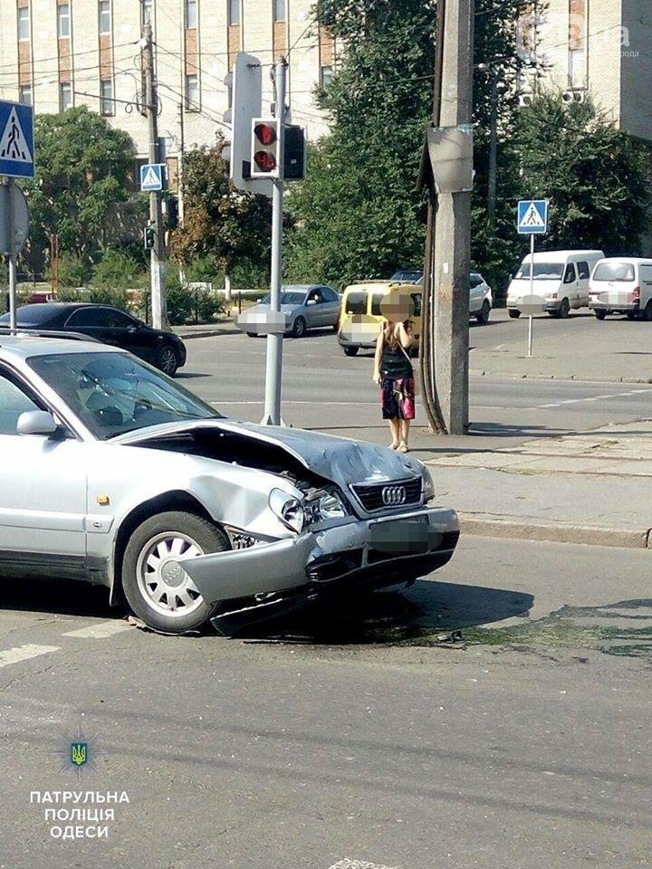В одесской аварии серьезно пострадали две женщины (ФОТО), фото-2