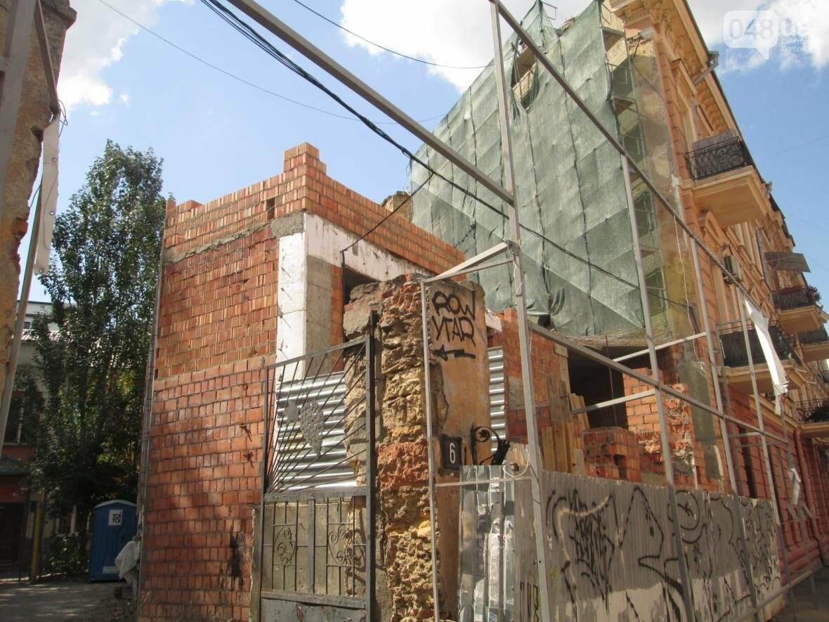 Застройщик дома-стены не испугался одесских радикалов (ФОТО), фото-1