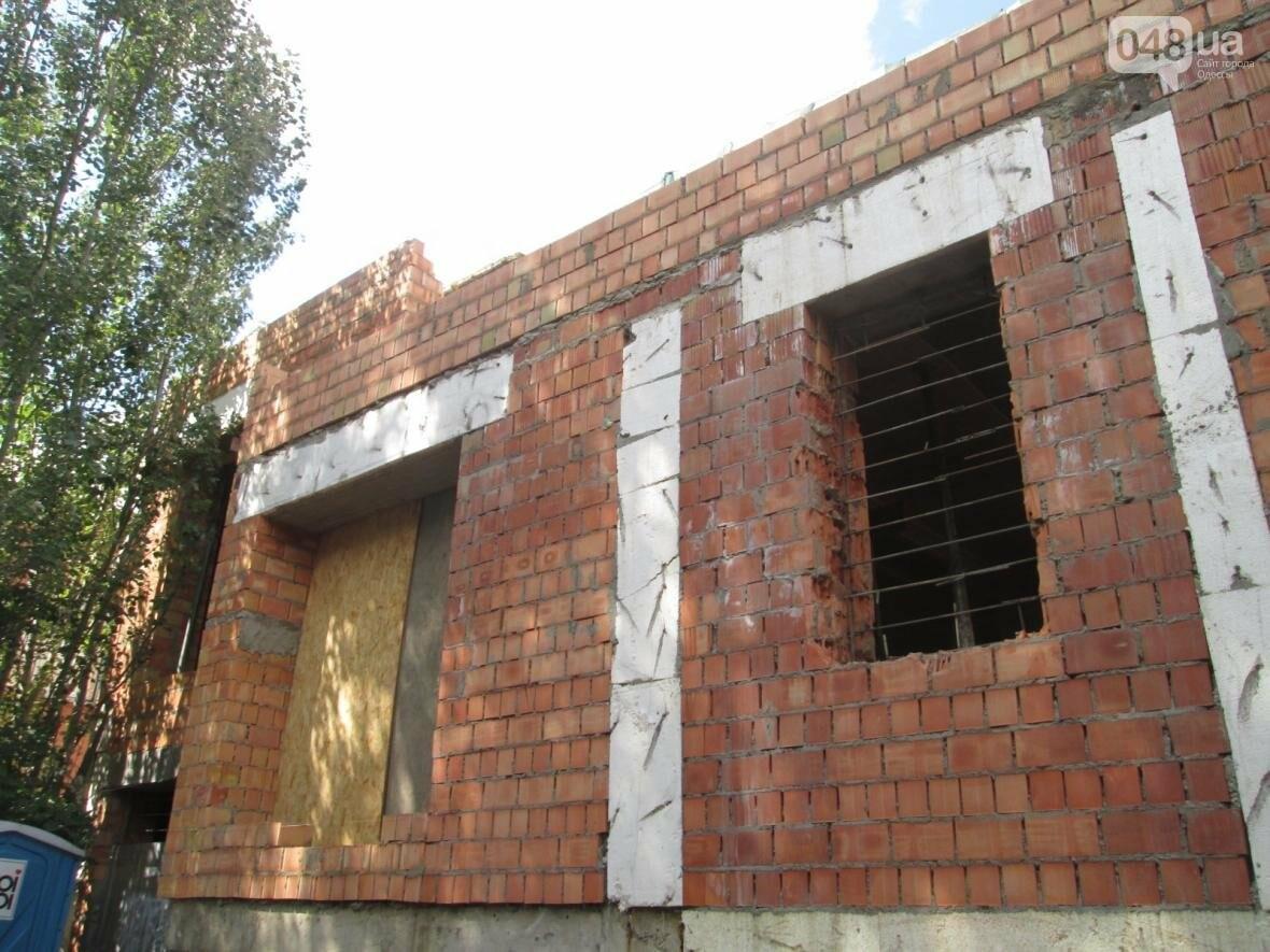 Застройщик дома-стены не испугался одесских радикалов (ФОТО), фото-10