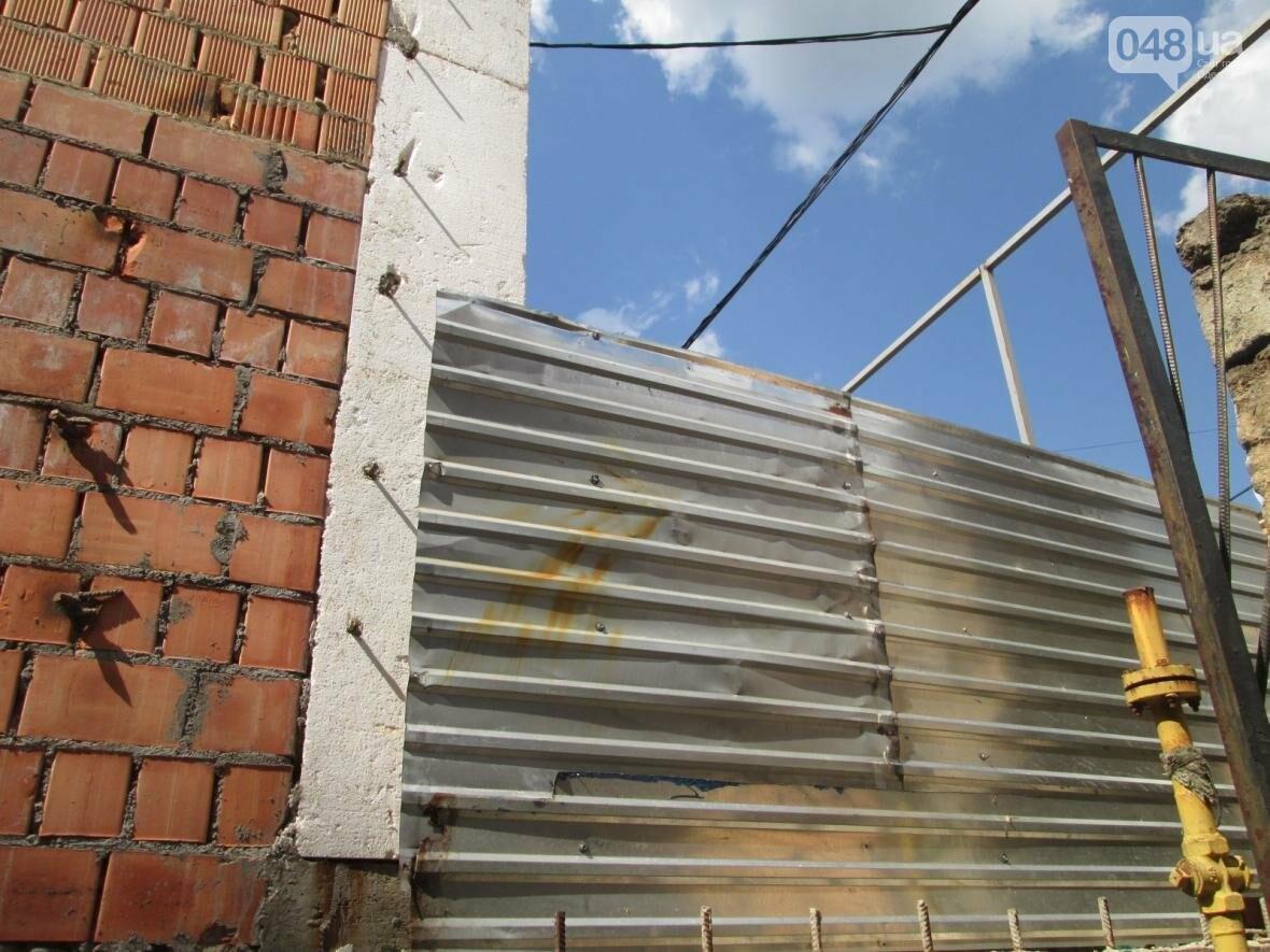 Застройщик дома-стены не испугался одесских радикалов (ФОТО), фото-4