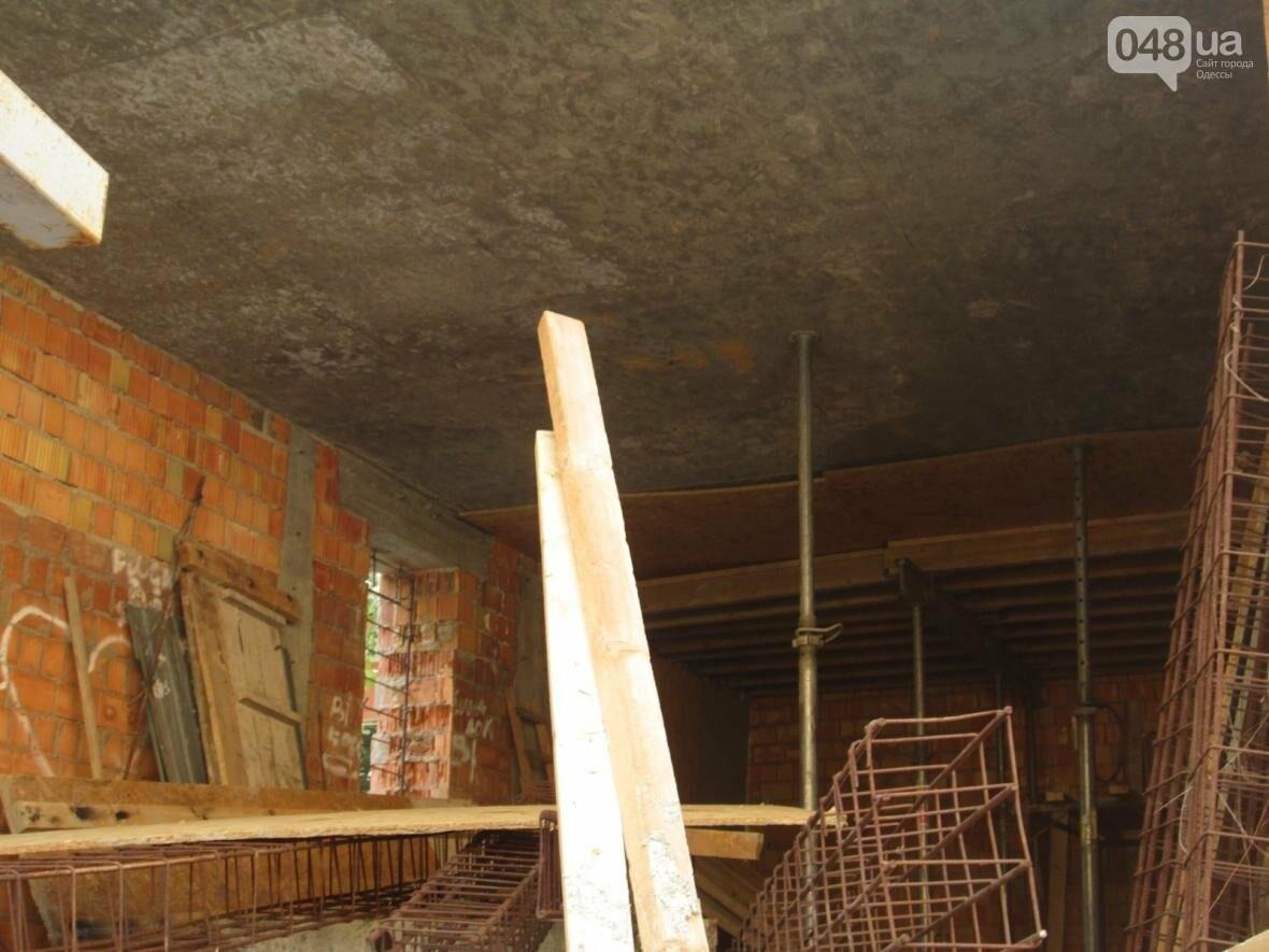 Застройщик дома-стены не испугался одесских радикалов (ФОТО), фото-8