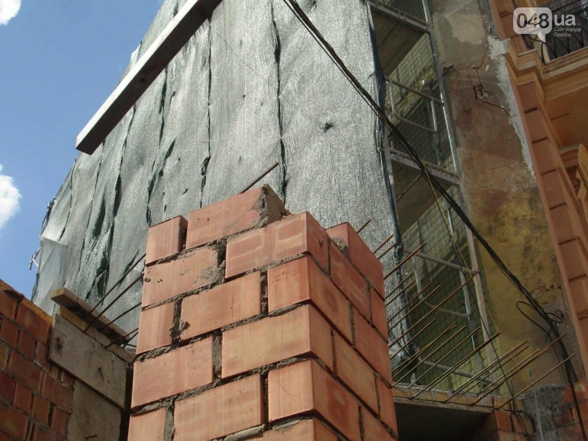 Застройщик дома-стены не испугался одесских радикалов (ФОТО), фото-6