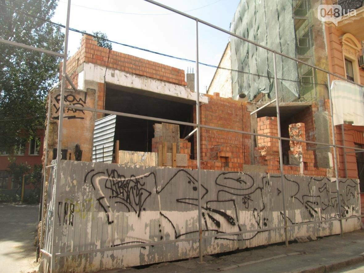 Застройщик дома-стены не испугался одесских радикалов (ФОТО), фото-7