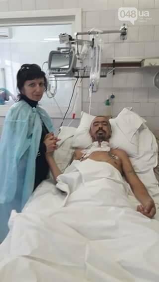В Одессу доставили тяжело раненого бойца: нужна помощь (ФОТО), фото-1
