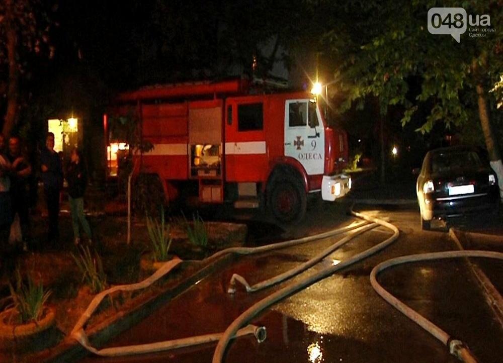 В Одессе на Таирова тушили пожар на 9 этаже (ФОТО, ВИДЕО), фото-2