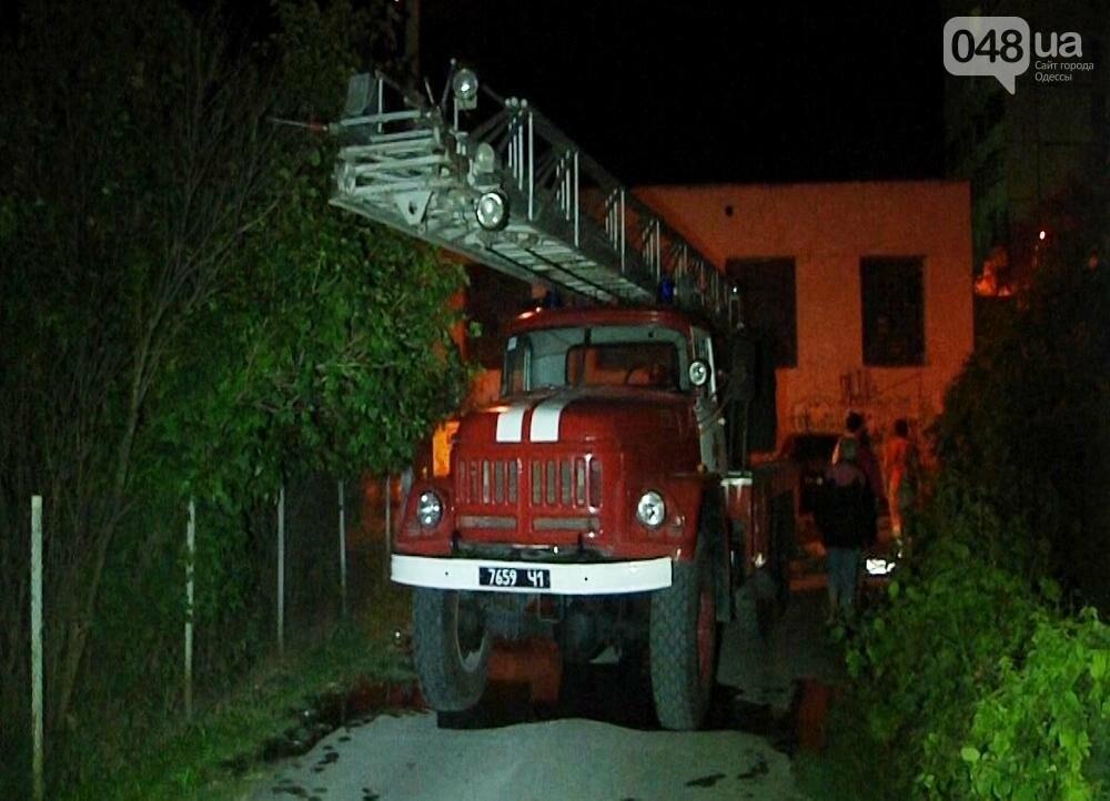 В Одессе на Таирова тушили пожар на 9 этаже (ФОТО, ВИДЕО), фото-4