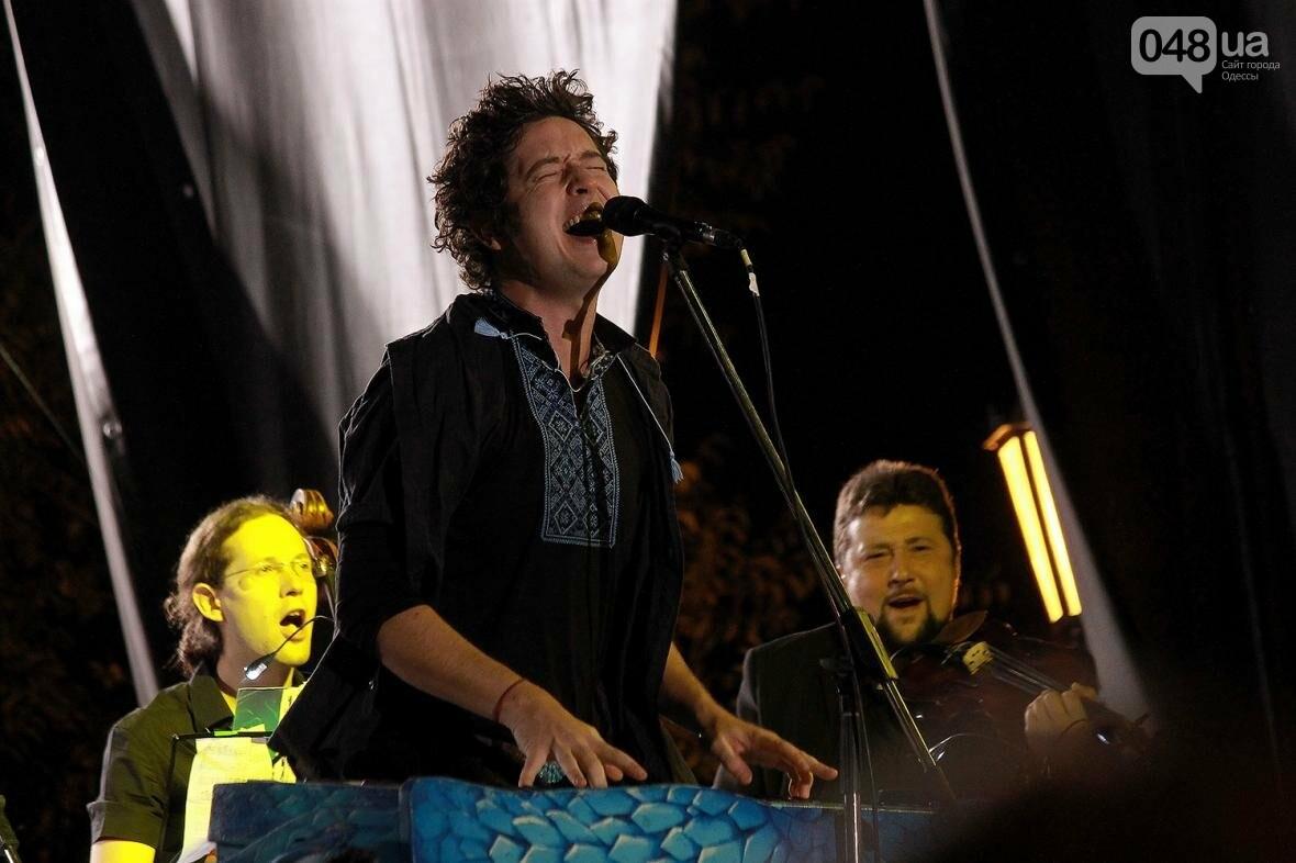 Концерт, салют и лазер-шоу: как одесситы гуляли на Дне Независимости с «Pianoбой» и «Другой Рікой» (ФОТО), фото-3