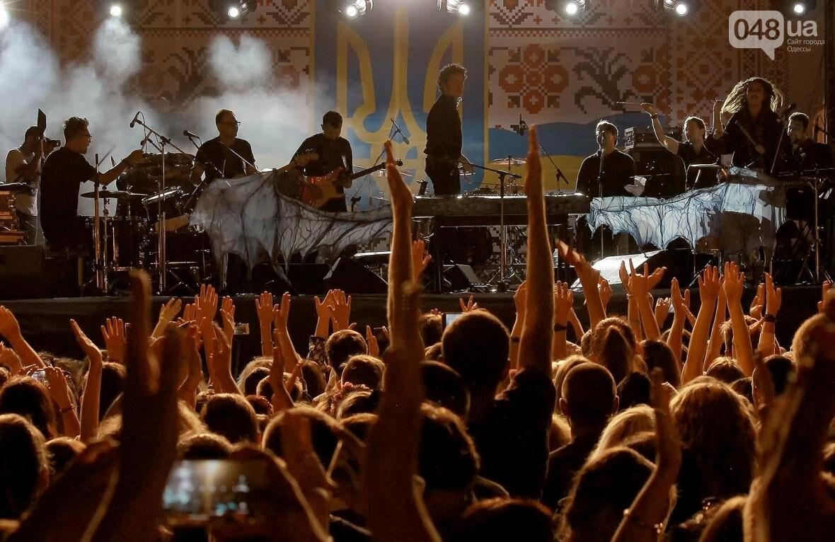 Концерт, салют и лазер-шоу: как одесситы гуляли на Дне Независимости с «Pianoбой» и «Другой Рікой» (ФОТО), фото-7