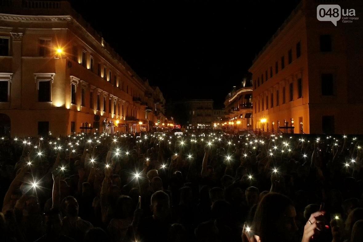 Концерт, салют и лазер-шоу: как одесситы гуляли на Дне Независимости с «Pianoбой» и «Другой Рікой» (ФОТО), фото-9