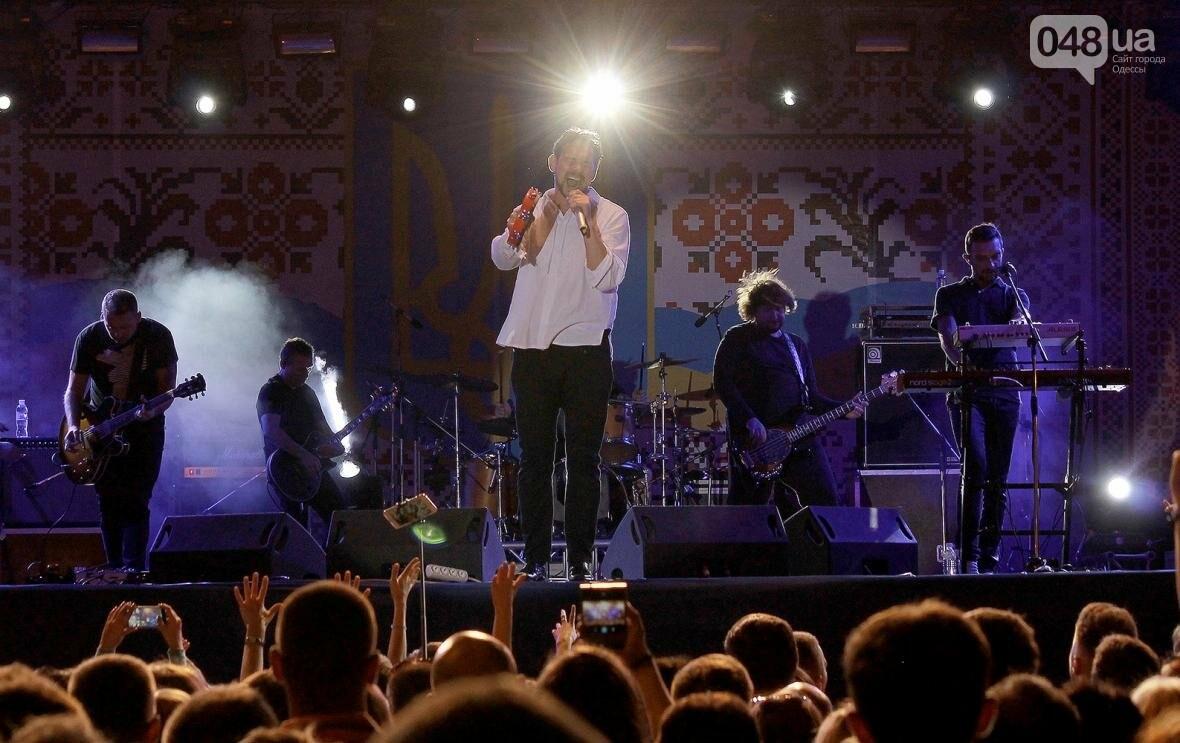 Концерт, салют и лазер-шоу: как одесситы гуляли на Дне Независимости с «Pianoбой» и «Другой Рікой» (ФОТО), фото-12