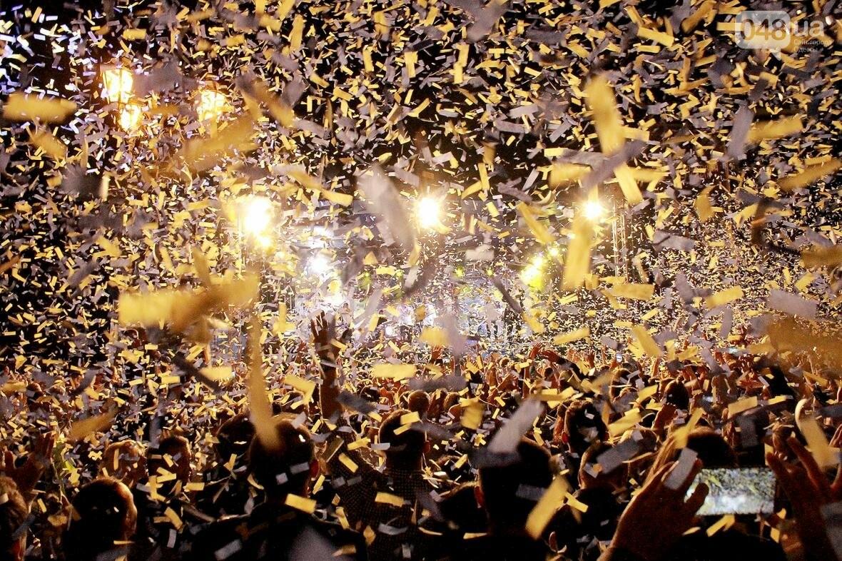 Концерт, салют и лазер-шоу: как одесситы гуляли на Дне Независимости с «Pianoбой» и «Другой Рікой» (ФОТО), фото-14