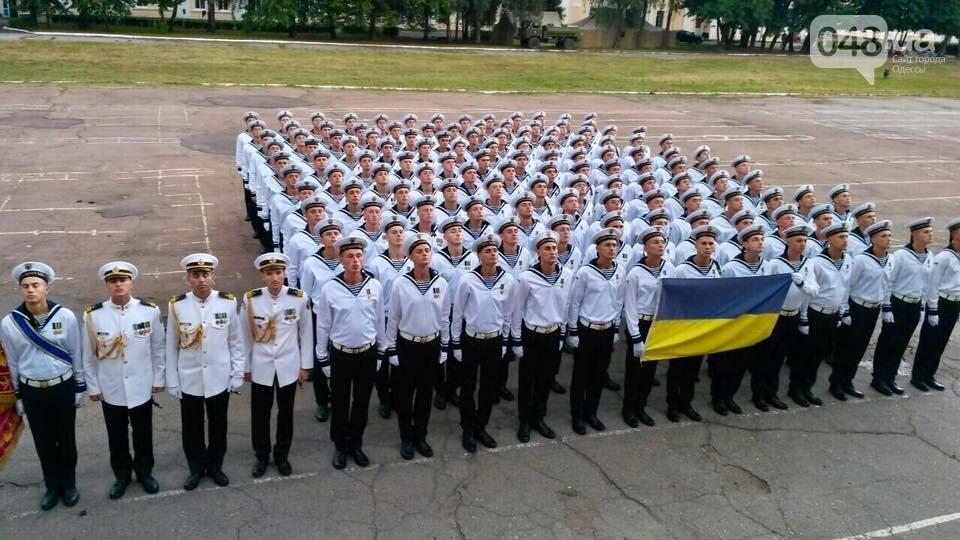 Заместитель командующего ВМС Алексей Неижпапа: «Одесса нас приняла – спасибо ей за это огромное», фото-5