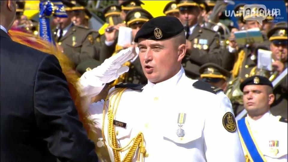 Заместитель командующего ВМС Алексей Неижпапа: «Одесса нас приняла – спасибо ей за это огромное», фото-7