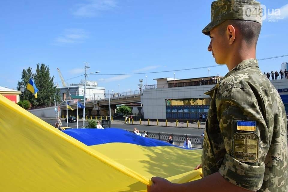 Заместитель командующего ВМС Алексей Неижпапа: «Одесса нас приняла – спасибо ей за это огромное», фото-3