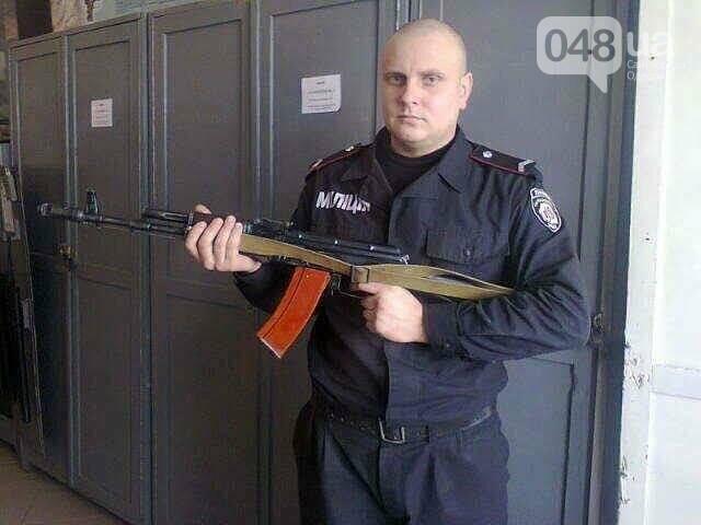 "Советник полиции: В Одессе ""Беркут"" протестовал против проституции, фото-1"