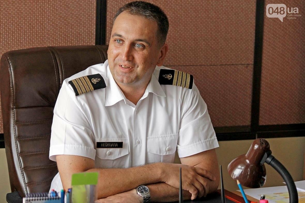 Заместитель командующего ВМС Алексей Неижпапа: «Одесса нас приняла – спасибо ей за это огромное», фото-11