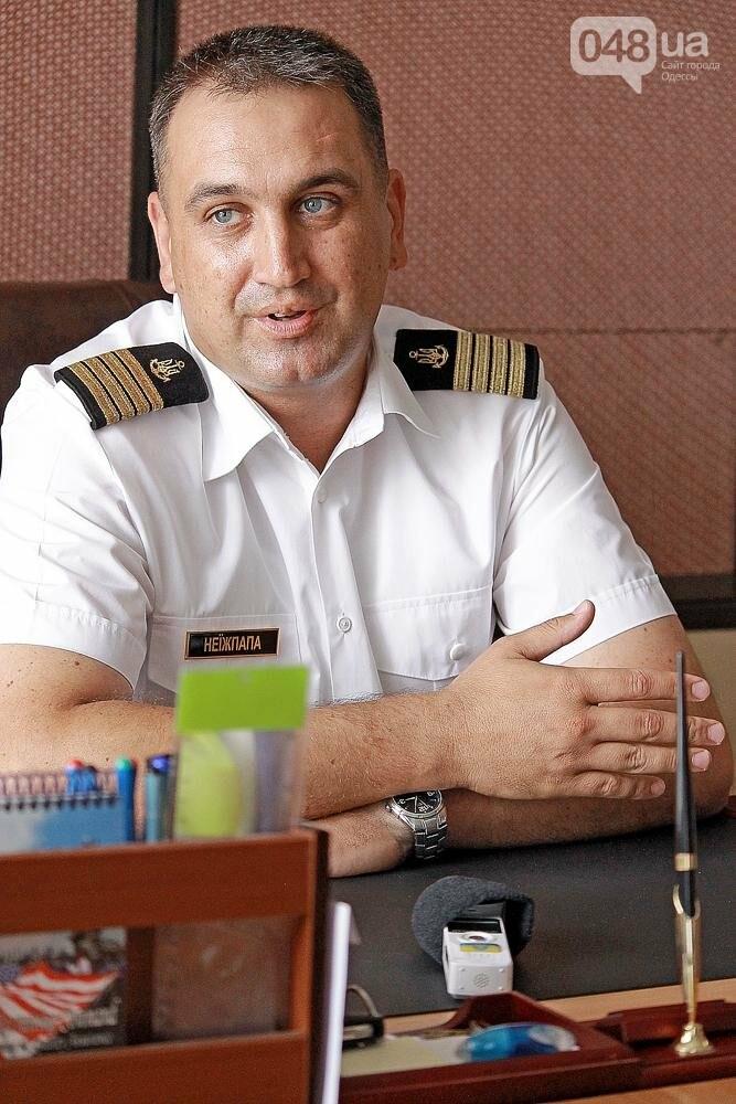 Заместитель командующего ВМС Алексей Неижпапа: «Одесса нас приняла – спасибо ей за это огромное», фото-13