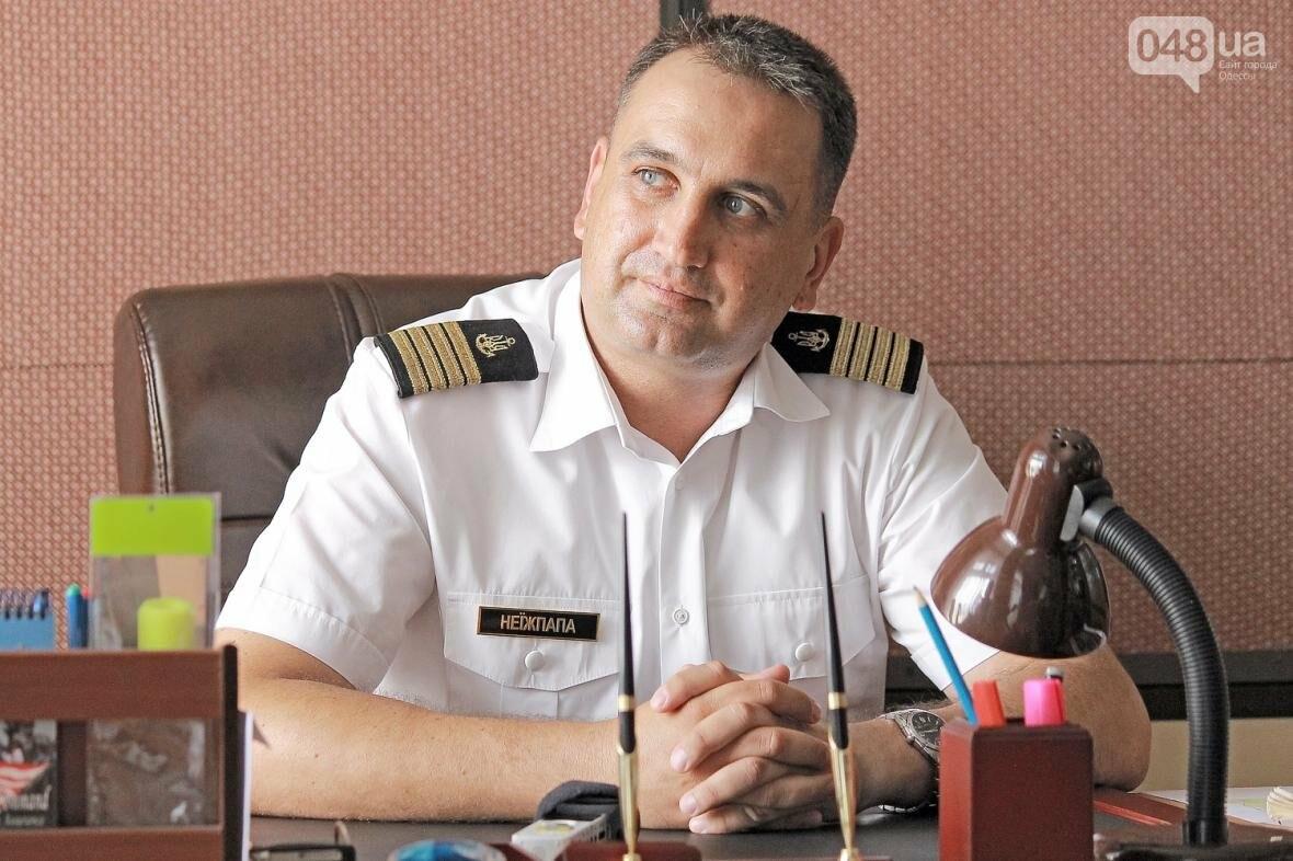 Заместитель командующего ВМС Алексей Неижпапа: «Одесса нас приняла – спасибо ей за это огромное», фото-14