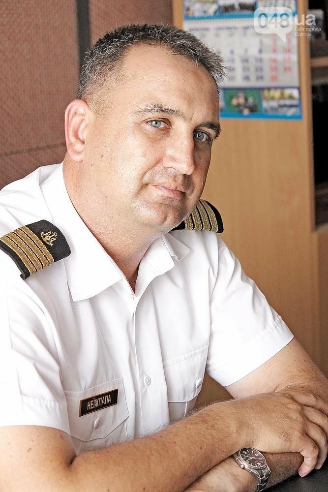 Заместитель командующего ВМС Алексей Неижпапа: «Одесса нас приняла – спасибо ей за это огромное», фото-16