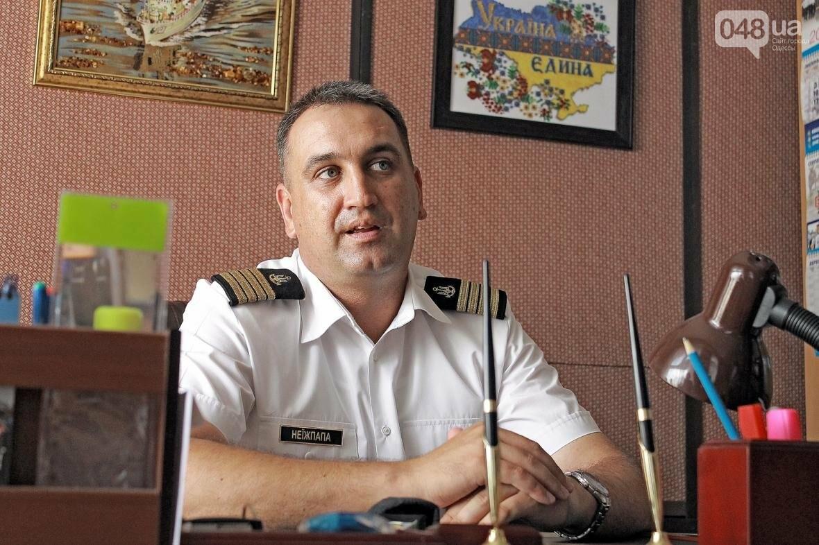 Заместитель командующего ВМС Алексей Неижпапа: «Одесса нас приняла – спасибо ей за это огромное», фото-17