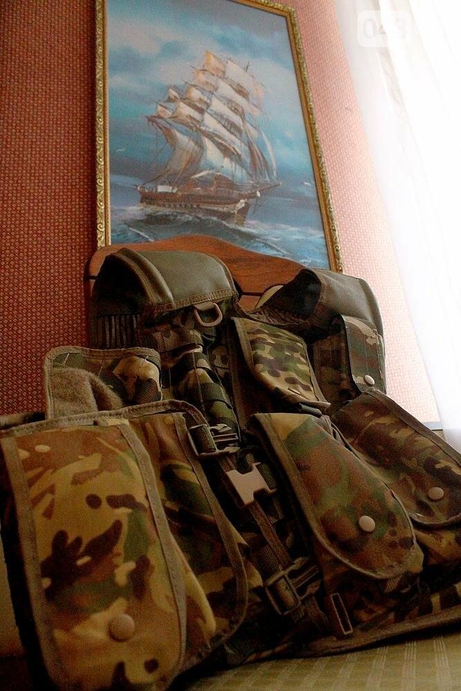 Заместитель командующего ВМС Алексей Неижпапа: «Одесса нас приняла – спасибо ей за это огромное», фото-15