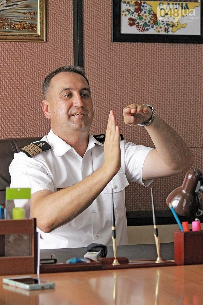Заместитель командующего ВМС Алексей Неижпапа: «Одесса нас приняла – спасибо ей за это огромное», фото-18