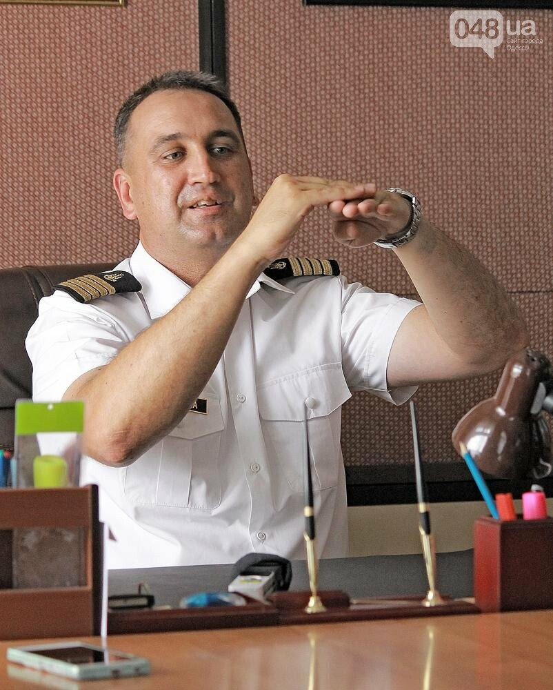 Заместитель командующего ВМС Алексей Неижпапа: «Одесса нас приняла – спасибо ей за это огромное», фото-19