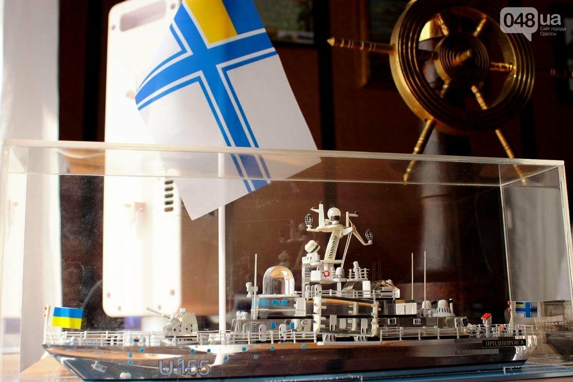 Заместитель командующего ВМС Алексей Неижпапа: «Одесса нас приняла – спасибо ей за это огромное», фото-21