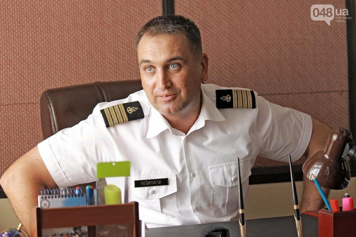 Заместитель командующего ВМС Алексей Неижпапа: «Одесса нас приняла – спасибо ей за это огромное», фото-20