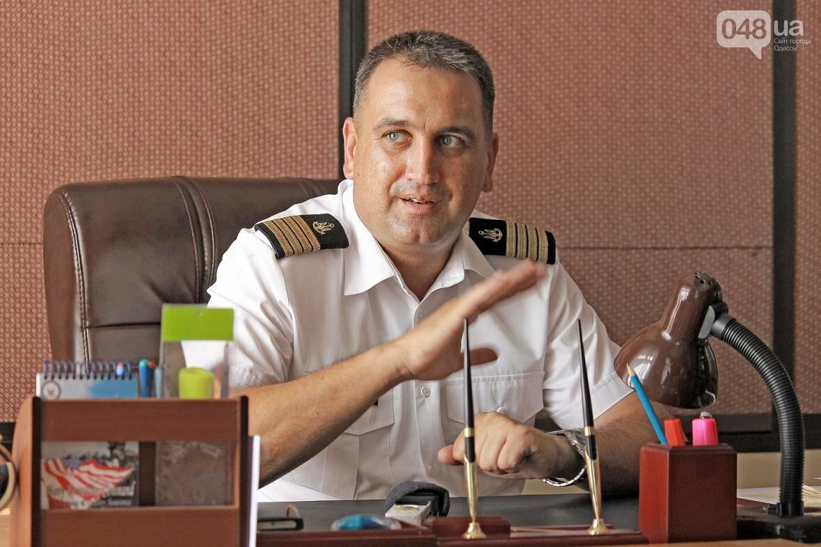 Заместитель командующего ВМС Алексей Неижпапа: «Одесса нас приняла – спасибо ей за это огромное», фото-12
