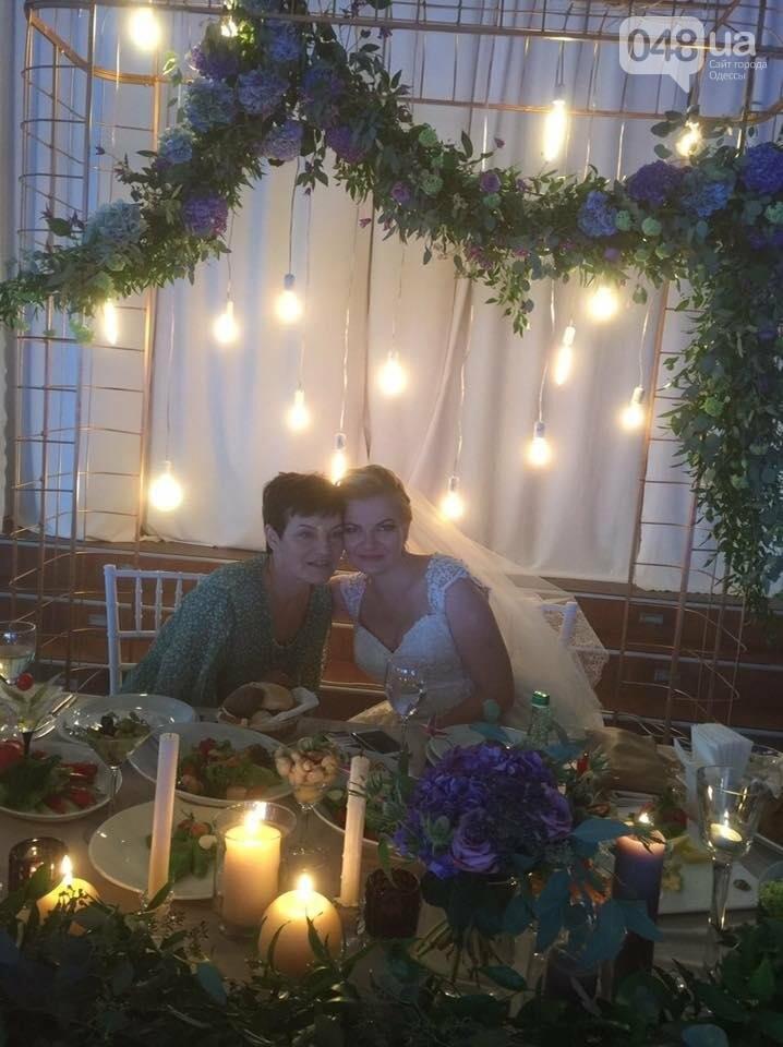 Скромные волонтер и радикал сыграли свадьбу в пафосном ресторане Одессы (ФОТО), фото-1